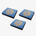 (Upcoming) Amazon : Amazon.in Gift card - in a Blue Gift Box (Pack of 3)| Flat 5% off | Live at 8 AM