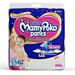 Baby : Diapers like MamyPoko,Pampers,Huggies etc: Upto 60% off +[ Extra 20% Off Coupon+Subscribe & Save10% Off]