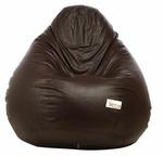 Sattva XXXL Bean Bag without Beans (Brown)
