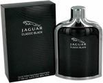 Jaguar Classic Black EDT - 100 ml (For Men)
