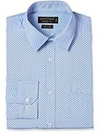 Knighthood Men's Formal Shirt at Minimum 60% OFF