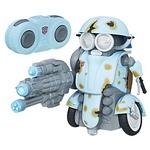 Hasbro Transformers Mv5 Autobot Sqweeks Figure, Multi Color