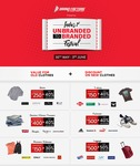 Brand Factory Unbranded to Branded Festival (30th may-6th June) : Value for Old Cloths - Discount on New Cloths