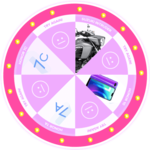 Lucky 7 - Spin the Wheel & Win Prizes
