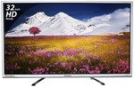 Panasonic 80 cm (32 inches) Viera Shinobi, Super Bright TH-32E460D HD Ready LED TV (Black