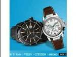 Wrist Watches Min 70% Off from Rs. 125 @ Flipkart