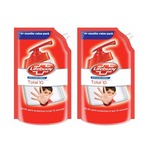 Lifebuoy Total 10 Active Natural Hand Wash - 750 ml (Pack of 2)   ( 3 options)