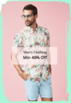 Shopclues hot shot sale : Upto 80% off on apparels, Starting from Rs 99 + upto 15% cashback via wallet payments