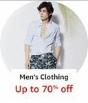 men's clothing upto 81% off