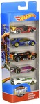 [ steal deal] Hot Wheels 5 Car Gift Pack (Styles May Vary)