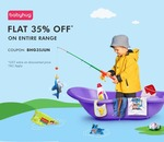 Flat 35% OFF* on Babyhug Range