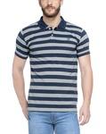 Tinted Men's Matty Polo Neck T-Shirt