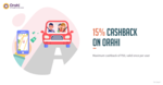 15% cashback upto 50 on Orahi App with Freecharge