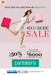 Pantaloons : Get Upto 50% OFF & Instant Discount of 6000 on shopping of 12000 across Pantaloons brands | plus 5% cash back using SBI cards | 15-17 June