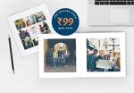 Zoomin : 30% off on photo books