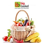 Paytm - 12% cashback on Bigbasket Voucher (Denomination: 7000)