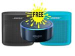 Buy Bose Speaker & Get Echo Dot FREE !! Hurry