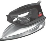 Inalsa Omni Dry Iron  (Black and Silver)