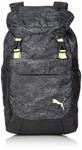 Puma Black-Fizzy Yellow-Graphic Rucksack (7445705)
