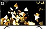 Upcoming Vu Pixelight 127cm (50 inch) Ultra HD (4K) LED Smart TV  (LEDN50K310X3D Ver: 2017)
