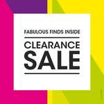 BIG BLOWOUT SALE - Flat 50% off on Everything