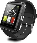 Gadgetbucket U8 Bluetooth Smart Notification Wrist Watch Smart Phone with Touch Screen