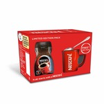 Nescafe Classic Coffee, 100g with Free Red Mug
