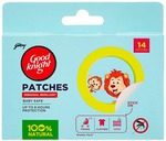 Good Knight Patches Personal Mosquito Repellent - 14 Patches : Pantry