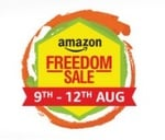 Amazon Freedom Sale |  9th to 12th August