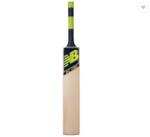New Balance DC 1080 English Willow Cricket Bat  (Short Handle, 1.1 kg)