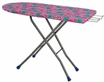 Urban SHOPIEE Steel Iron Table with Iron Holder (Multi Color 1 Pc 130 cm)