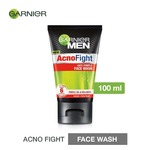Garnier Men Acno Fight Face Wash for Men, 100gm