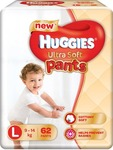 Huggies Ultra Soft Large Size Premium Diapers 45% off