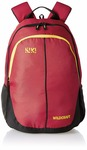 Wildcraft 27 Ltrs Red Casual Backpack (AM BP 1)