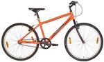 Hero Octane Parkour 26 T Single Speed Hybrid Cycle/City Bike  (Orange, Black)