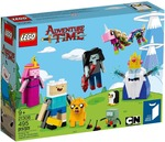 Lego Adventure Time  (Multicolor)