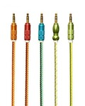 Auxiliary cable at Rs 111 + free shipping