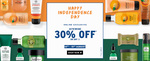The Body Shop Happy Independence Day Sale : Extra 30% Off (10th - 15th August)