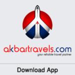 Akbar Travels Coupons