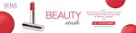 Get Ecostay Long Stay Lip Color worth INR 645 /- free on purchase of INR 645/- & above on Make-up products