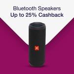 Get 25% Cashback on Audio Gear (Headphones, Earphones, Speakers)