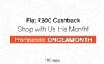 PAYTM : FREE SHIPPING ON ALL ONCEAMONTH CODE APPLICABLE SUPERMARKET PRODUCTS