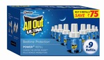 [LOOT] All Out Power Plus Refills Pack of Nine Super Value Pack