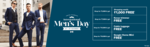 Central International Mens Day : shop for 3999 and get shopping voucher worth 1000 for free