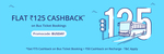 Get 125 Cashback on Bus Ticket Bookings of Rs 750 at Paytm
