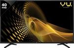 Vu 102cm (40 inch) Full HD LED TV