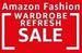 Amazon Wardrobe Refresh Sale Offer - Upto 80% Off + 15% Cashback on Citi Cards + Flat ₹1000 Pay Balance Cashback on Prepaid Orders + Upto 20% Cashback  | 19-23 Dec