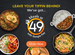 Freshmenu food@49 Get Flat Rs 100 cashback on orders above Rs 149