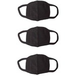 Pollution Protection Mask 3 Pcs (Assorted Design)