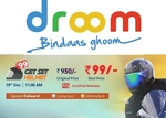 Buy Now - ISI Certified Helmet at Just Rs. 99